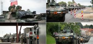 Учения НАТО 10000 человек