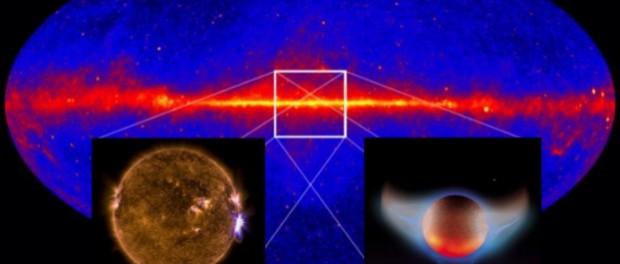 Нейтронные гамма лучи планеты «Нибиру» разогревают ядро Земли