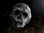 астероид череп