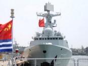военный флот Китай