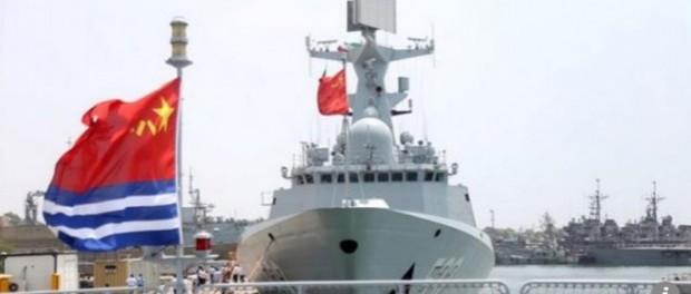 Китай и Иран попросили покинуть США Ормузский пролив