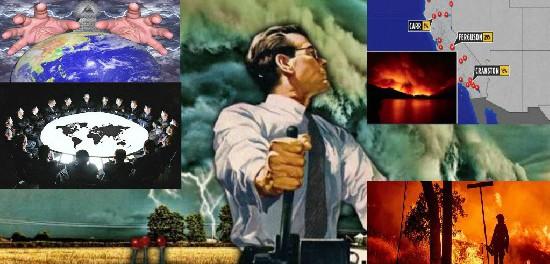 Зачем глобалисты спалили Грецию и Калифорнию. Что будет дальше?