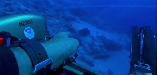 Канал Discovery о корабле пришельцев найденном в море