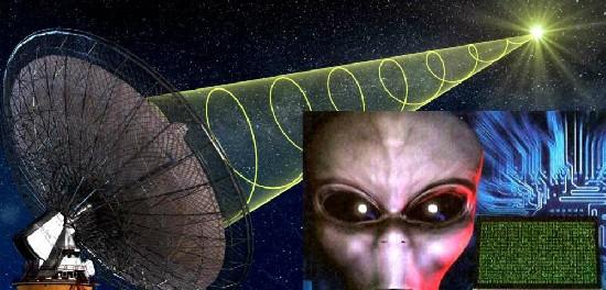 Инопланетяне запускают компьютерный вирус