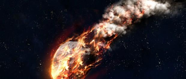 Над американской станцией ПРО в Гренландии с силой 2 килотонны взорвался «метеорит»