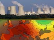 остановка АЭС в Европе