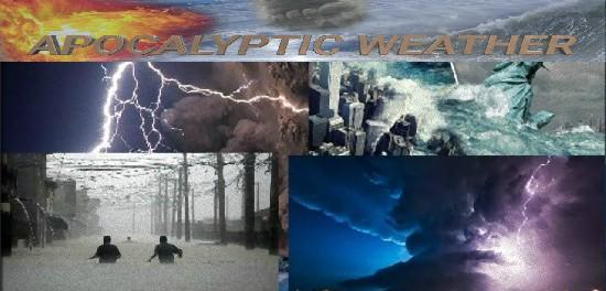 Что-то страшное происходит с погодой во всем мире
