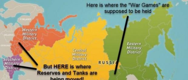 Россия готовит учения на Дальнем Востоке, но танки едут на Запад