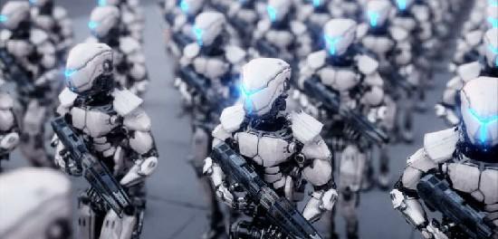 Роботы-убийцы готовы к массовому производству