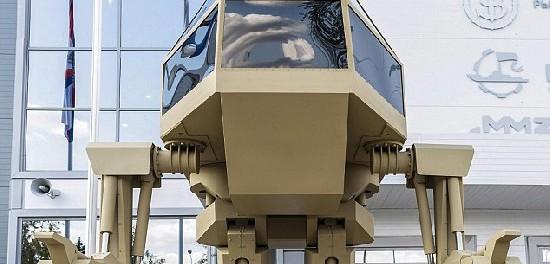 Супер робот убийца от «Калашникова» напугал американцев