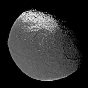 спутник Сатурна Янет