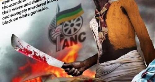 В Африке идет полное уничтожение белых американцев
