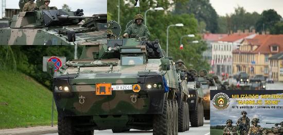 10 000 солдат НАТО в Латвии готовятся подавлять восстание этнических русских
