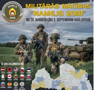 учения в НАТО тренировки