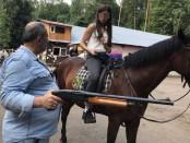 Хачатурян и его дочь