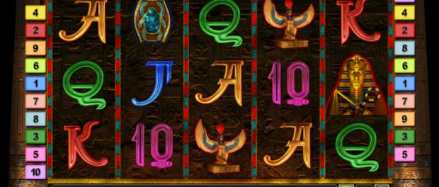 Обзор игры Book of Ra