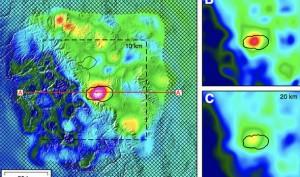 извержение вулкана Сент-Хеленс 1980 года выбросило всего  0,29 кубических миль пепла.