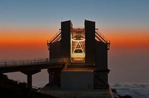 3,58-метровый Национальный телескоп Галилео