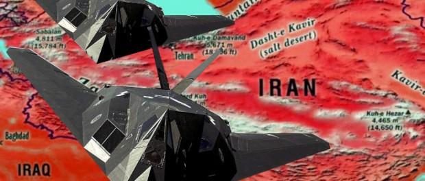 Трамп готовит истребитель F-117 для бомбежки Ирана