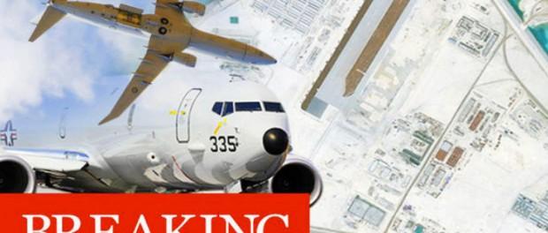 ПВО Китая предупредило P-8A Poseidon аж 6 раз