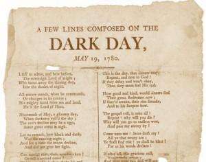 темные дни