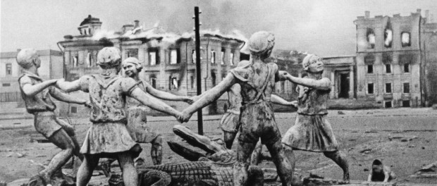 Бомбардировка Сталинграда считается одна из жестоких в истории