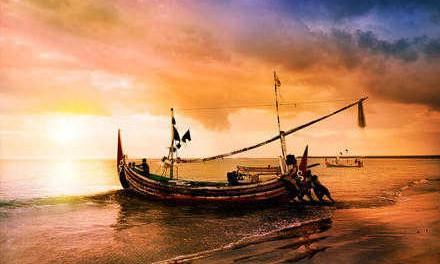 Почему и когда исчезнет Чёрное море