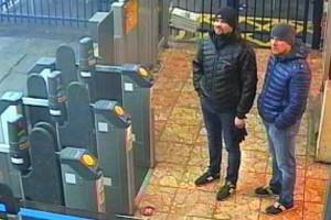 Александр Петров , Руслан Боширов Англия 4 марта