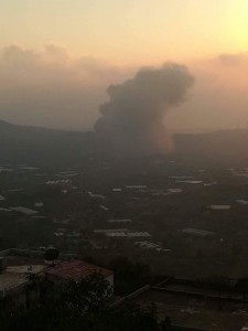 Банияс Сирия Израиль нанес авиаудар