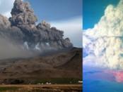 Вулкан Катла в Европе
