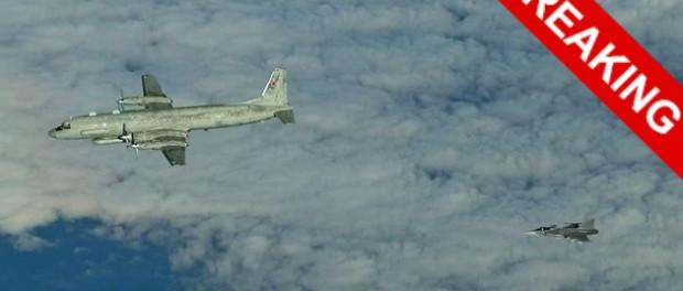 Израиль сбил российский ИЛ-20 в Сирии