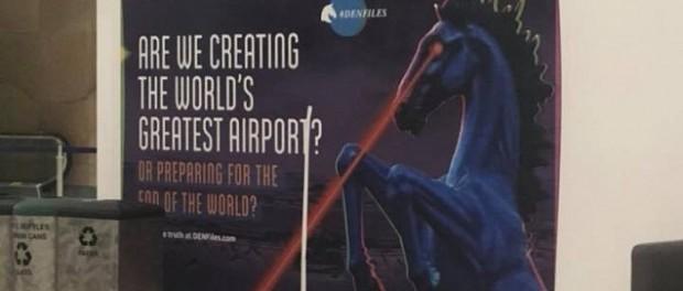 Аэропорт Денвера начал стройку тоннелей для инопланетян