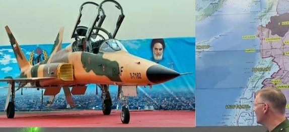 ИЛ-20 в Сирии сбил Иран