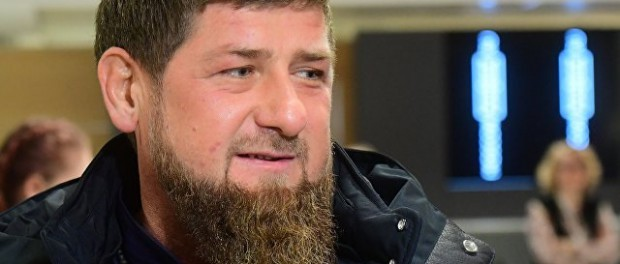 Любовь Кадырова с ослом попала на видео