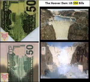 Ливни на банкнотах в США