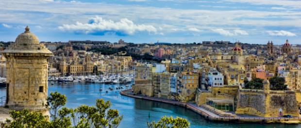 Совместите отдых и изучение английского языка на Мальте