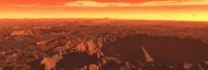 Марс вид из внутри фото