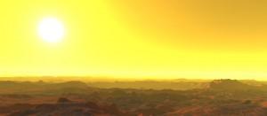 Марс случайный вид
