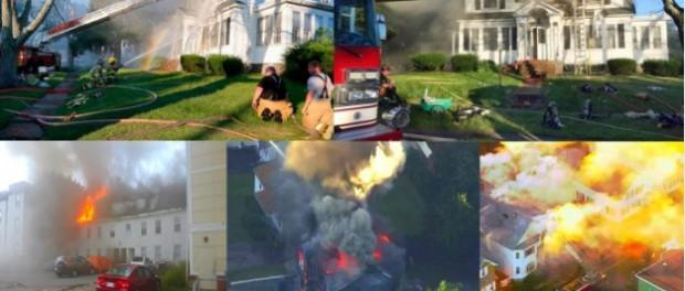 Фальшлаг: массовые взрывы газа в США