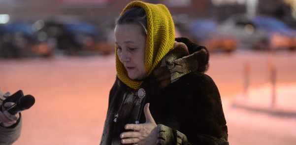 Матери убитых на уктусе девушек выступили с заявлением