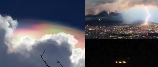 Нашествие НЛО в Мексике удивляет даже домохозяек