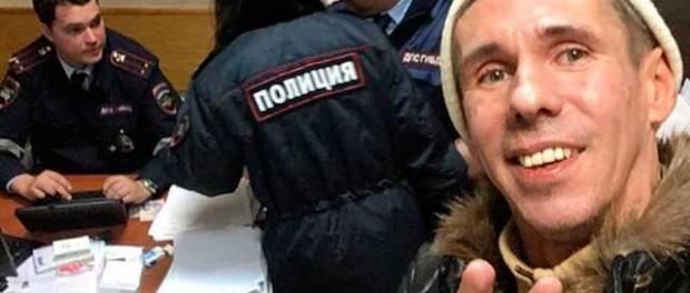 Панин назвал россиян скудоумными и обещал свалить из России