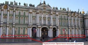 Петербург эрмитаж