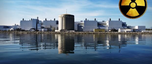 В Северной Каролине затопило атомную станцию