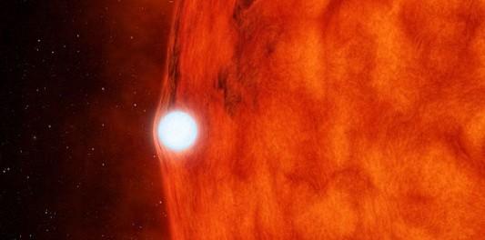 Нибиру начала атаку на солнце