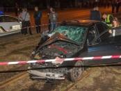 Смертельное ДТП в Одессе на Фонтанской дороге