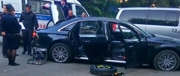Стрельба в центре города по Audi напугала Екатеринбург