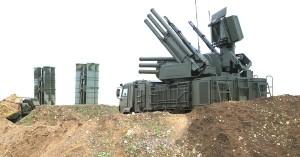 С-300 , Панцить С1 в Сирии