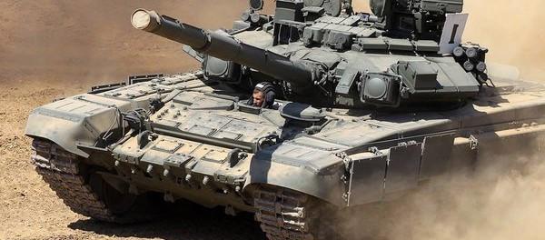 Tеперь наши танки смогут стрелять снарядами НАТО