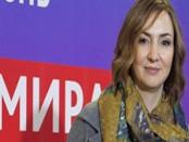 Уральская журналистка Ирина Крючкова